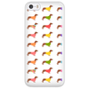 "Image of Phone Cases - Dachshund Phone Case ""Wearing Sweaters"""