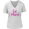 Image of Cat Mama Cat Lovers Shirt