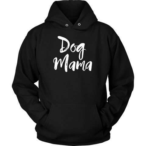 Dog Mama Dog Lover Pullover Hoodie
