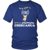 "Image of Chihuahua T-Shirt ""It's Not A Dog"""