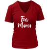 Image of Dog Mom Dog Lovers Tee Shirt Mama