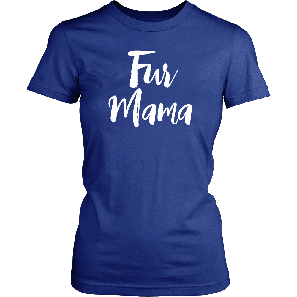 Dog Lovers Dog Mama Tee Shirt