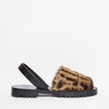 Leopardo Fur Goya Slide