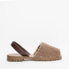 Teddy Shearling Goya Slide