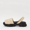 GOYA Shell Quilted Sporty Sandal