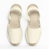 GOYA white slide for women