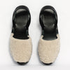 GOYA shearling slide for women