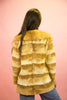 1970s Rabbit Fur Coat