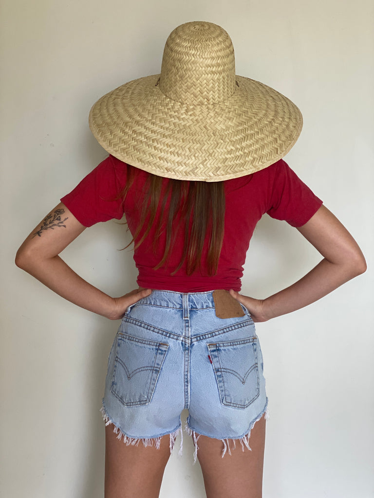 Denim Levi's 519 Shorts