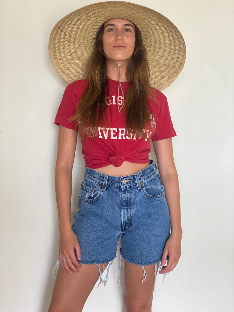 Denim Levi's Shorts