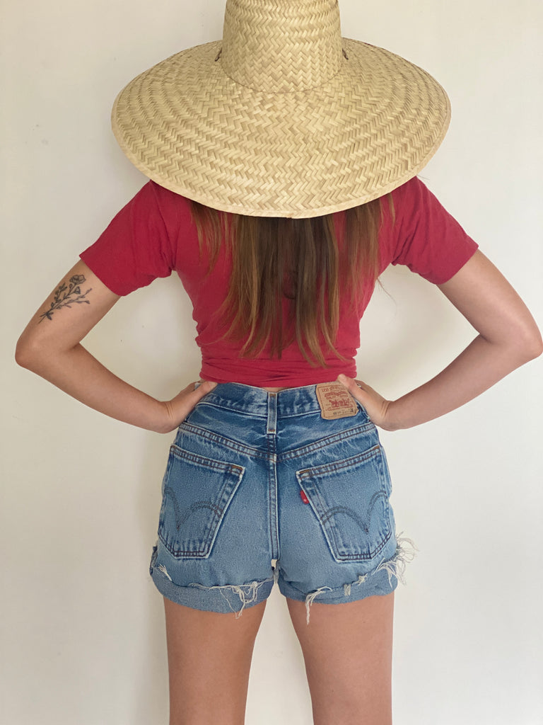 Denim Levi's 550 Shorts