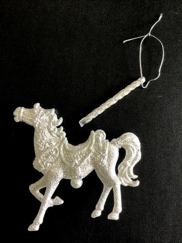 Horse Christmas decoration