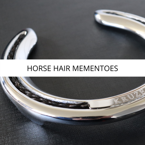Horse Hair Mementoes Collection