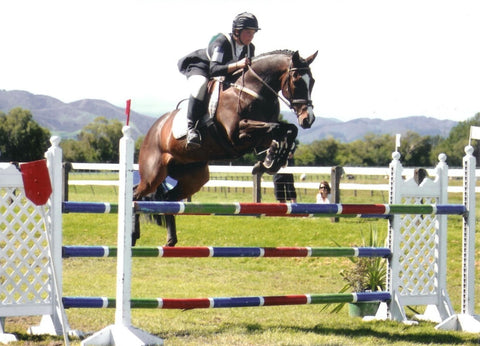 Julia Hadley and Joseph Samuel One Day Champs CIC3* 2006