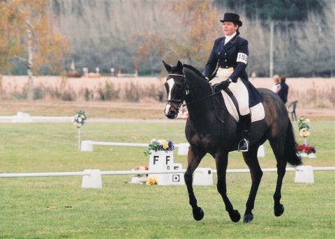 Julia Hadley and Joseph Samuel Taupo CCI3* 2005