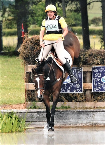 Julia Hadley and Joseph Samuel Richfields CIC3* 2007