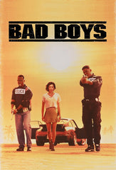 Badboys film t-shirt