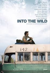 Into the Wild t shirts