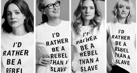 Suffragette t shirts