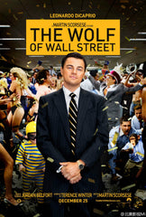 Wolf of wall street t shirts