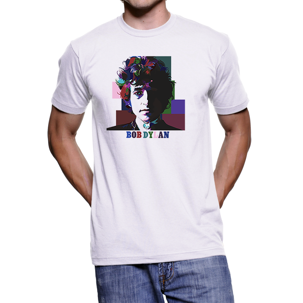 Bob Dylan Music T-Shirts