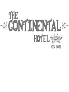 John Wick T shirt The Continental Hotel