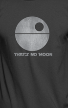 Star Wars T-shirt Death Star That's no moon movie t-shirt