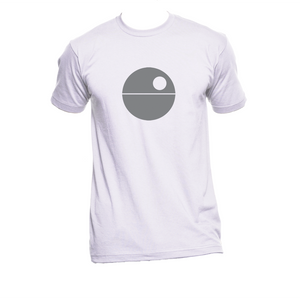Death Star Star Wars inspired film T-shirt