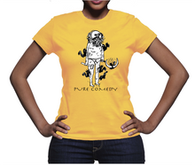 Ladies Father John Misty T-Shirt Pure Comedy