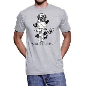 Father John Misty PURE COMEDY T-shirt