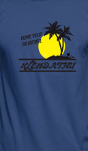 StarShip Troopers t-shirt. Come Visit Klendathu