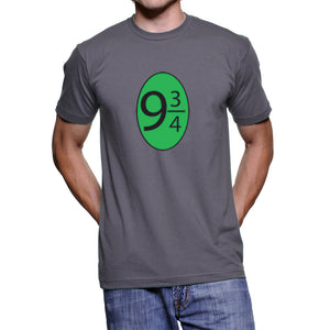 Harry Potter T shirt 9 and Three Quarters. Movie T-shirt