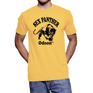 Sex Panther Anchorman Inspired film t-shirt