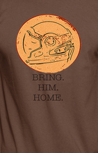 The Martian t-shirt. Bring Him Home.