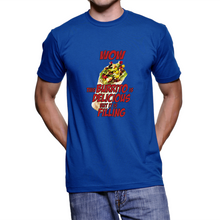 Wow this burrito is delicious but it is filling - Anchorman t-shirt