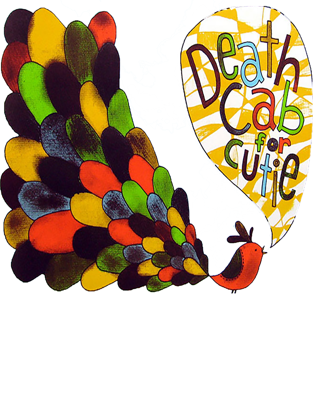 Death Cab for Cutie T-shirt Womens Tees