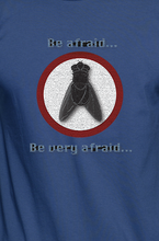 The Fly film T-Shirt. Be afraid be very afraid