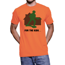 For the Kids. Home Alone inspired movie t-shirt
