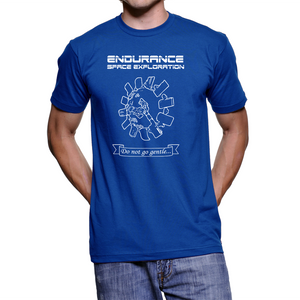 Interstellar t-shirt. The Endurance