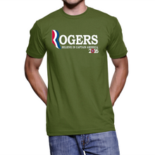 Rogers Captain America T-shirt Unique film Shirts