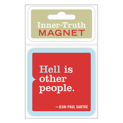 Hell Is Inner-Truth Magnet