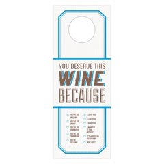 Drink this Wine Gift Tags