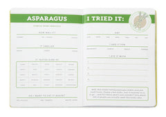 My Food Passport Activity Book