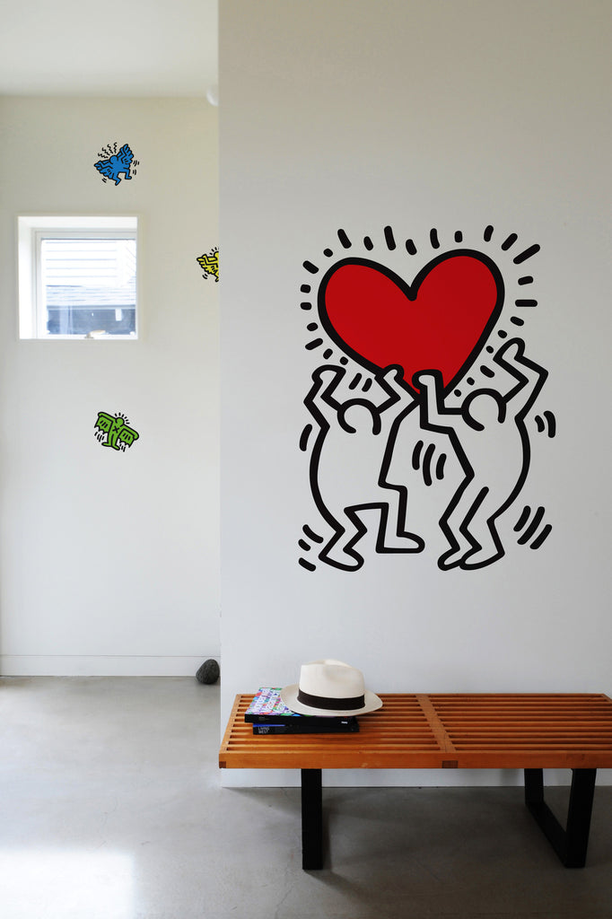 Keith Haring | Untitled Heart