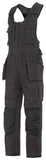 0214 (Black) Craftsmen One-piece Holster Pocket Trousers - Canvas+