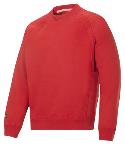 2812 Sweatshirt with Multipockets