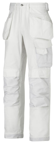 3214 Craftsmen Holster Pocket Trousers - Canvas+ (Painter's)