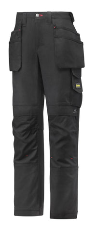 3714 Women's Holster Pocket Trousers - Canvas+
