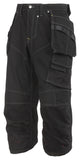 3923 (Grey and Navy) Pirate Holster Pocket Trousers - Rip-Stop