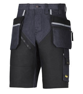 6104 RuffWork Denim, Work Shorts+ Holster Pockets